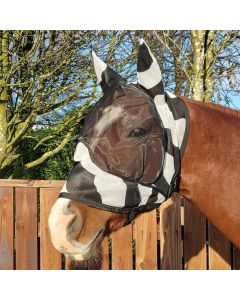Bucas Buzz-Off Zebra Deluxe maska s ušima