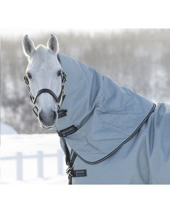 Horseware Rambo Original with Leg Arches Turnout 150G Hood