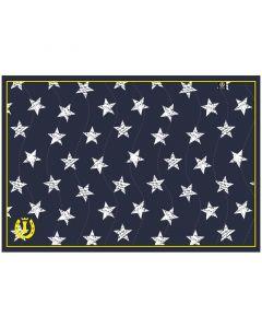 Bandážní podložka Star Icon Navy Full