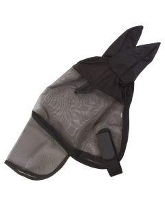 Císařská jízda Fly maska s ušima nosní klapkou