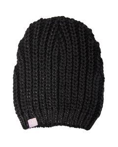 Hat Let Me Shine Black 1 velikost