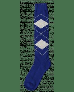 Excellent Podkolenky RE d. Modré / béžové 43-46