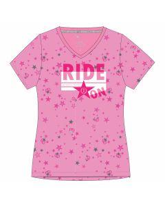 Imperial Riding Jezdit na tričku