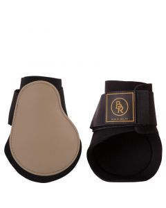 BR Fetlockové jezdecké pásky na boty Akce bez gumy
