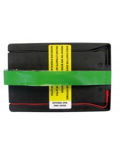 PFIFF Alkalická baterie 9V / 165 AH