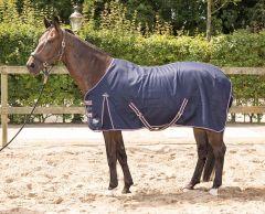 Harryho kůň Letní koberec Cool & Dry Honeycomb Navy