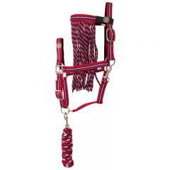 Císařská jezdecká souprava Halter, lano, Fiddle