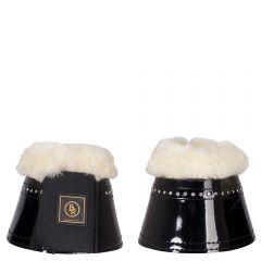 BR překrývací obuv Glamour Lacquer Sheepskin