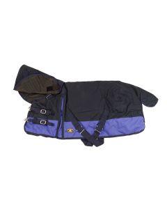 MHS outdoorová deka Twist 300 g s odnímatelným krkem