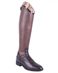 QHP Jezdecká bota Birgit Snake Adult široká