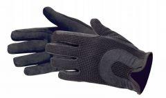 PFIFF Riding rukavice syntetická kůže / bavlna