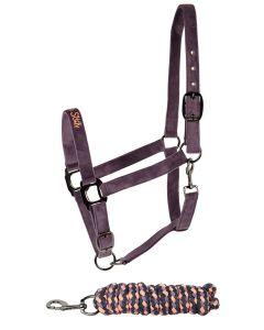 Harrys Horse ohlávková sada Equestrian Society