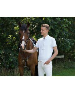 QHP Soutěžní tričko Mark White
