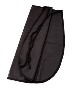 Driving Apron Fleece/Skai Black