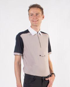 QHP Kyle. soutěžní tričko