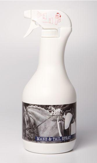 Harryho kůň Dlouhý / chvostový sprej (1000 ml.) Počet