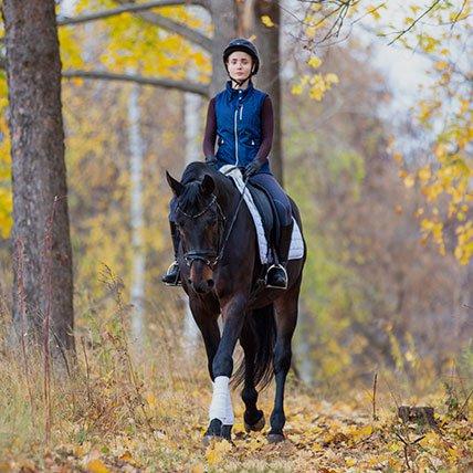 Jezdecké oblečení a doplňky